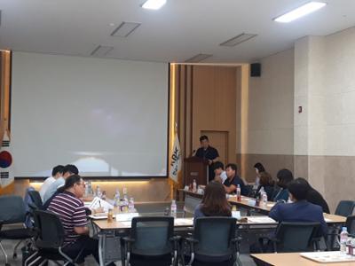 「탄소배출권 연계 대기업 사회공헌사업」 CSR 협의체 3차